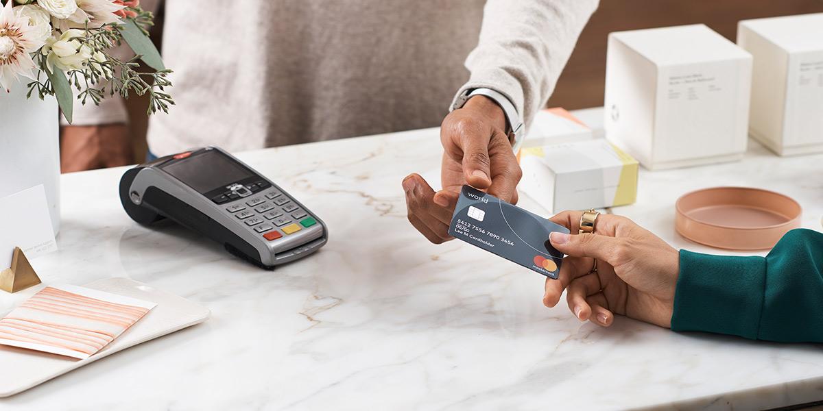 Cartes Et Paiement Sans Contact Mastercard